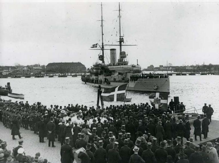 Første Verdenskrigs afslutning