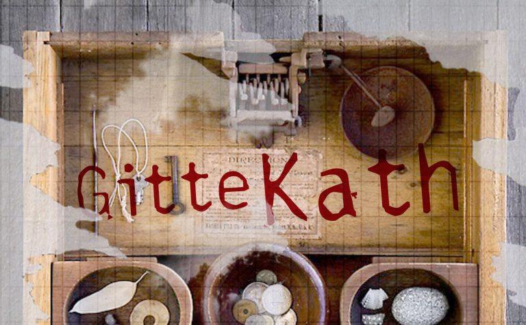 Gitte Kath-Plakater