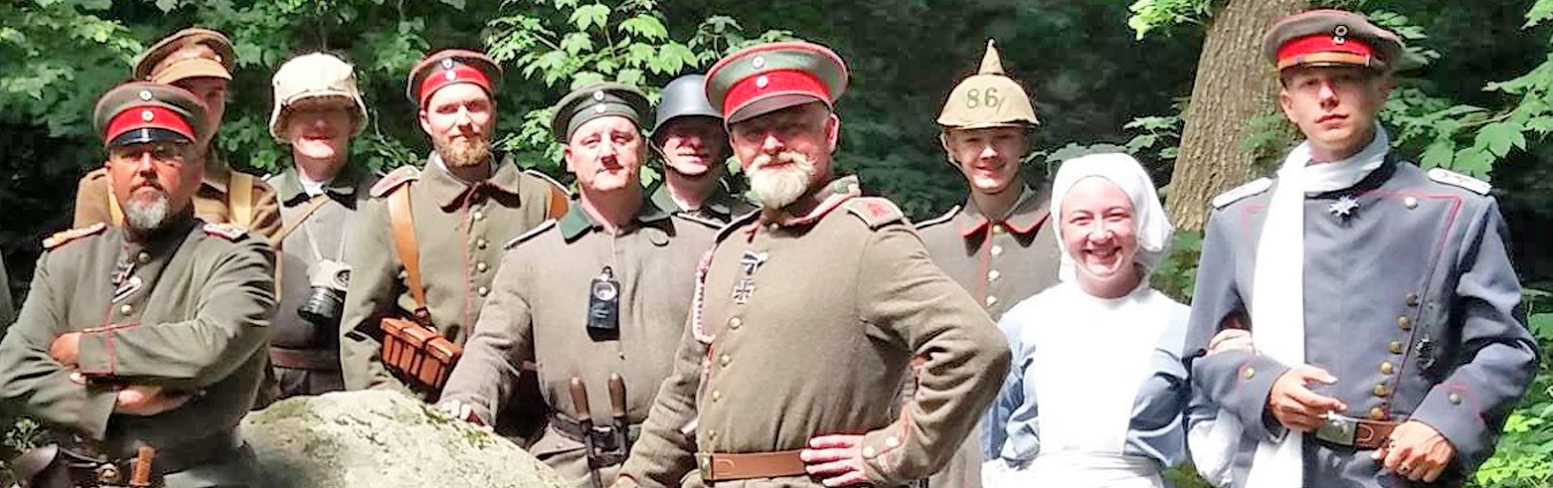 Historiefestival: Første Verdenskrigs afslutning