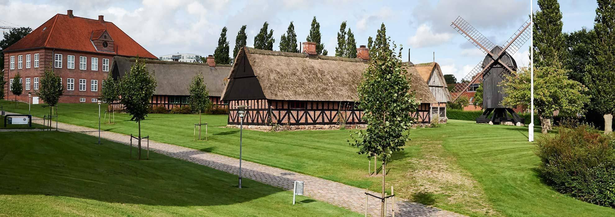 De sønderjyske købstæder i middelalderen – Haderslev