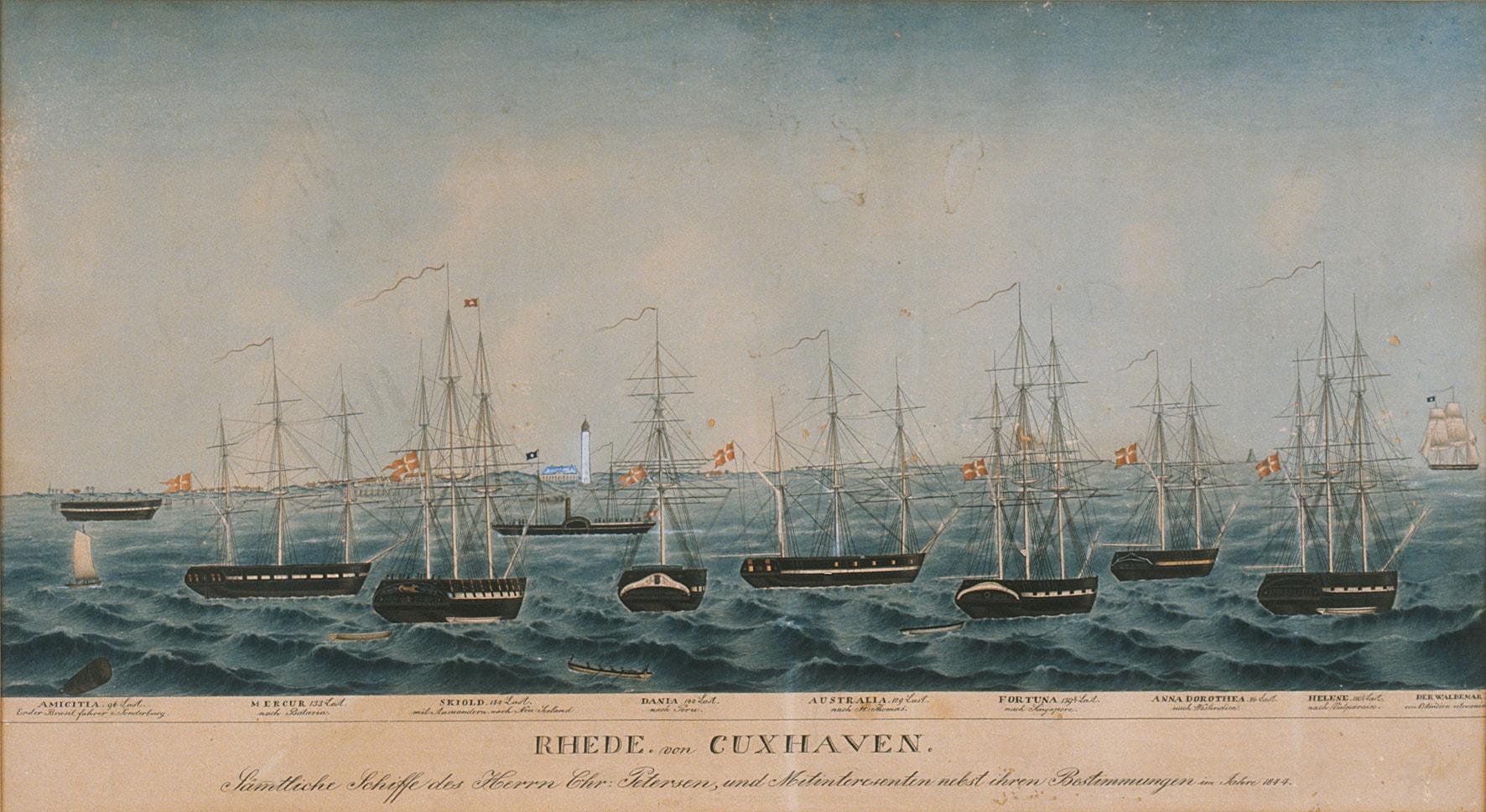 Sønderjyllands søfartshistorie 1814-1920
