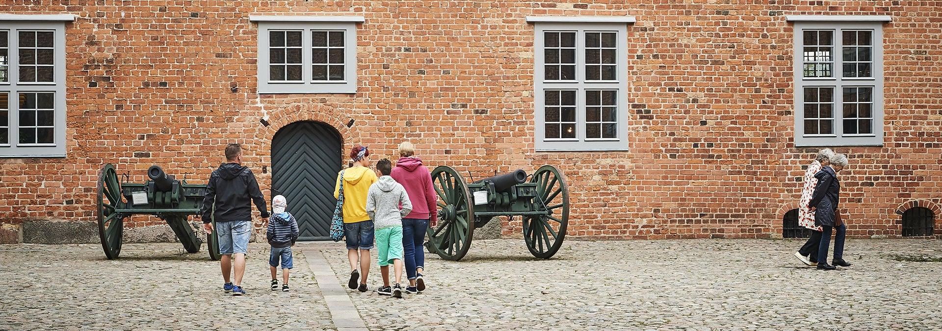 OMVISNING: På Sønderborg Slot