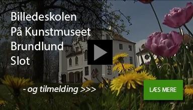 Læs at male på billedskolen på Brundlund Slot