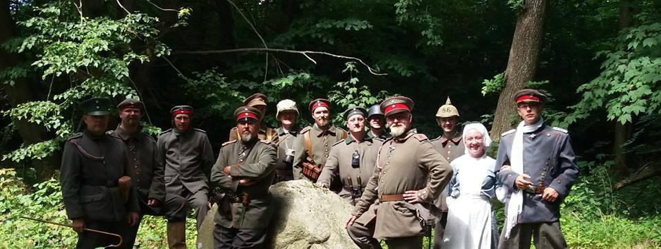 Genoplev 1. verdenskrig og deltag…