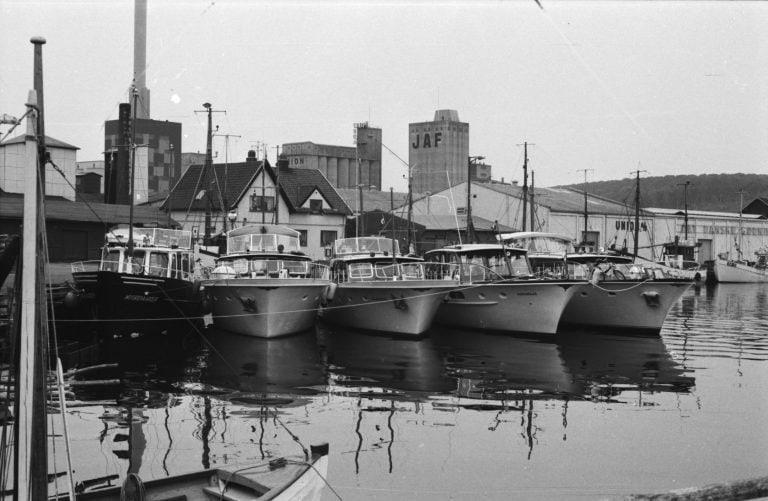 De sønderjyske havne