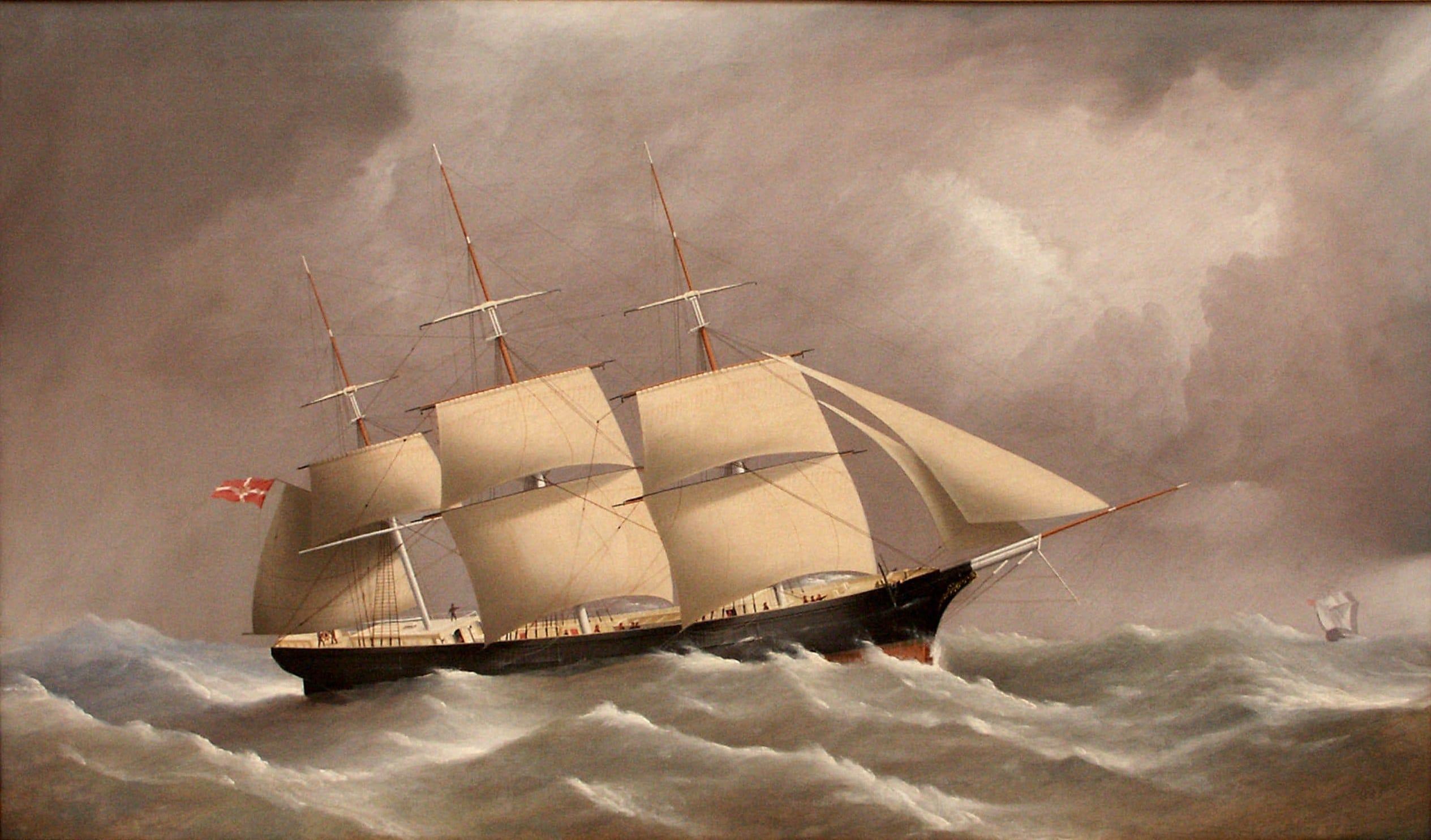 Oplev Aabenraas stolte søfartshistorie