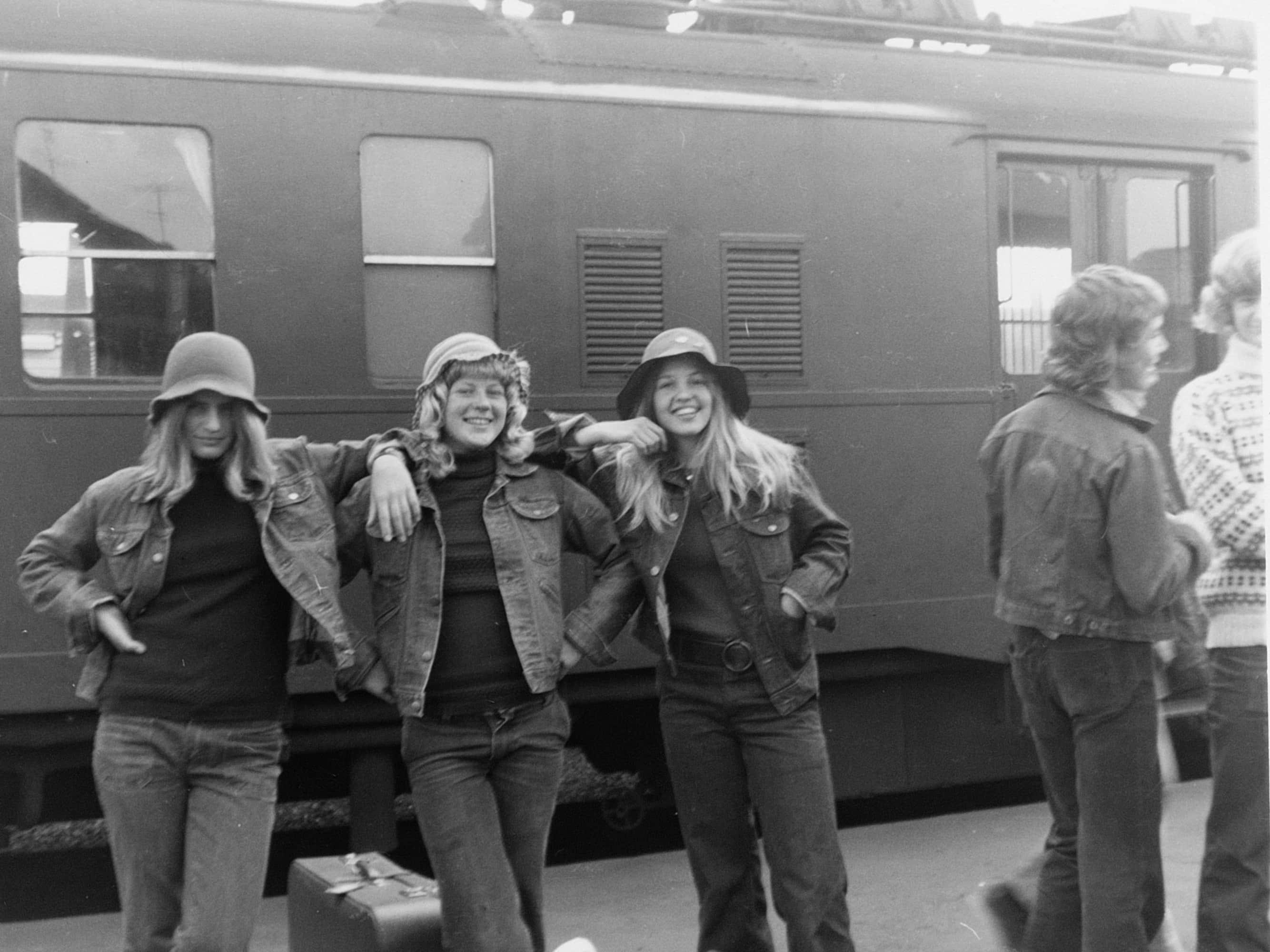 Derfra hvor vi stod – Sønderjyderne i 1960'erne og 1970'erne
