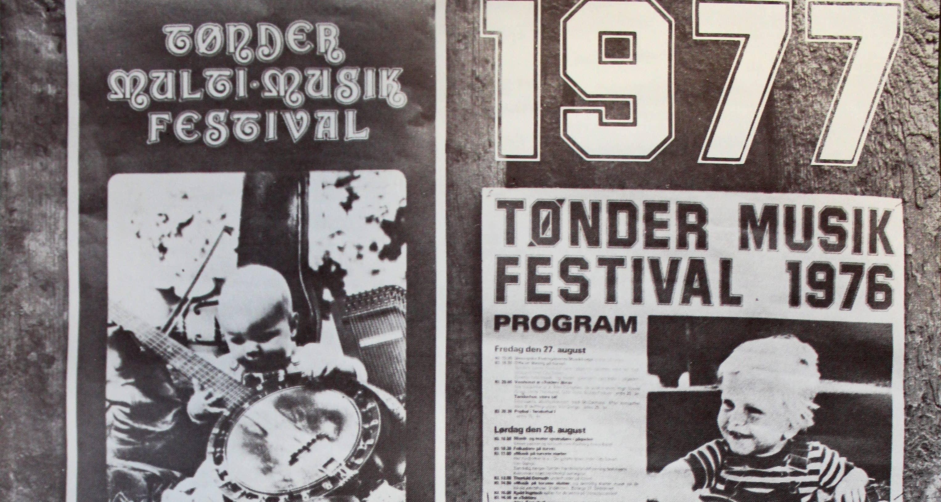Will the Circle be unbroken -Tønder Festival fra begyndelsen til i dag