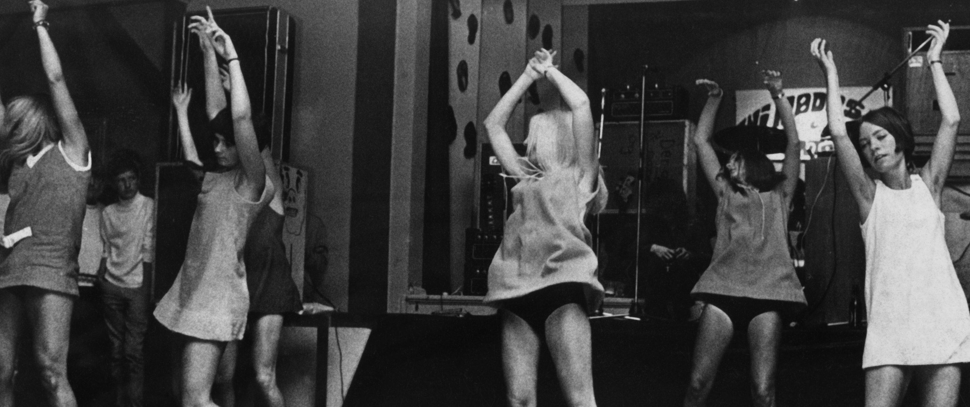 Da ungdommen slog sig løs – et personligt strejftog gennem 1960'erne