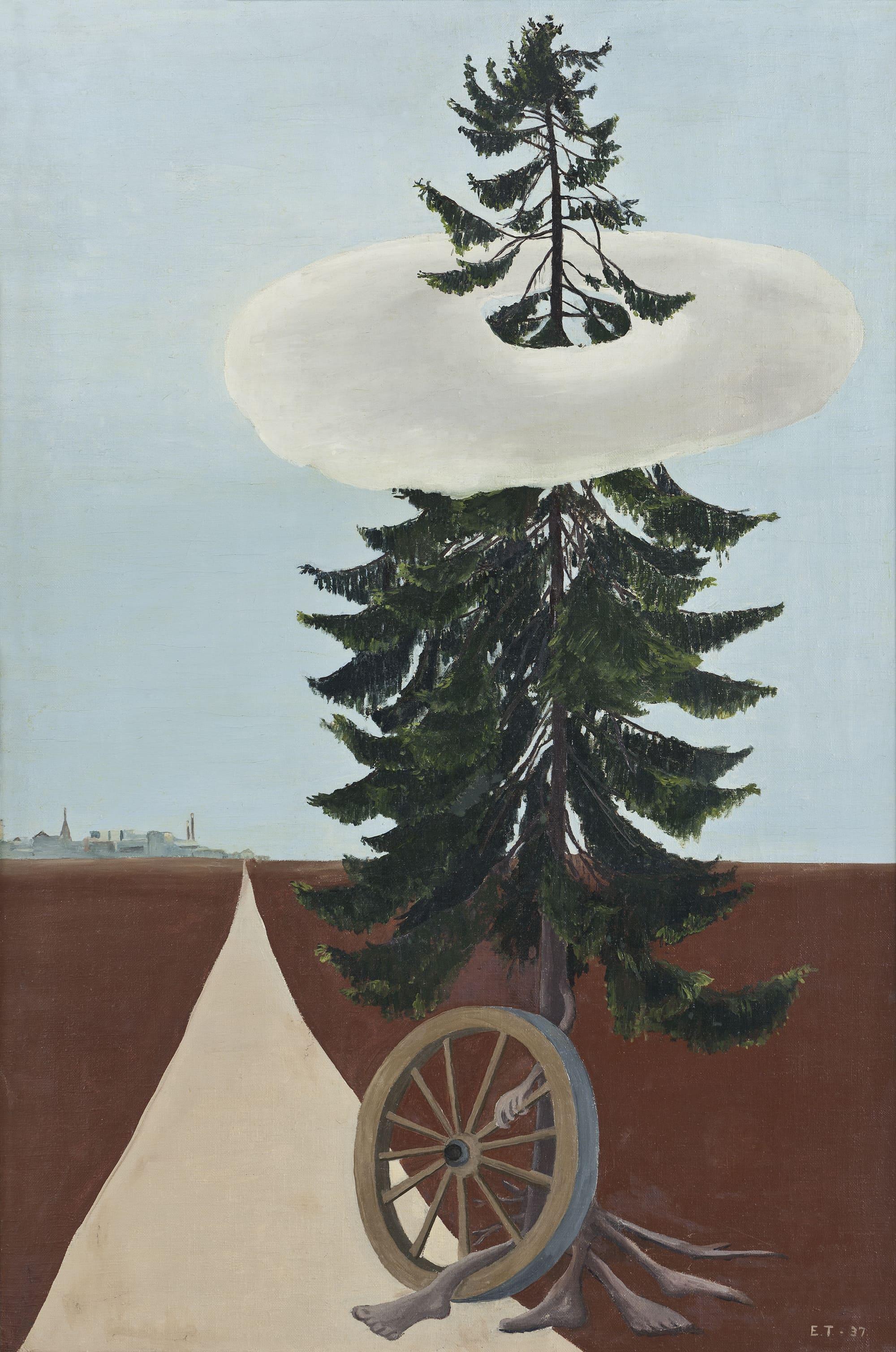 Elsa Thoresen: En genopdaget surrealist
