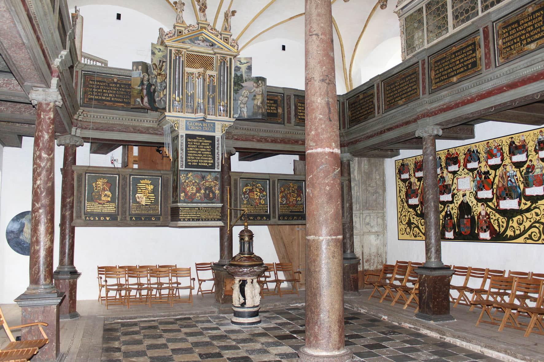 Orgelkoncert på Sønderborg Slot