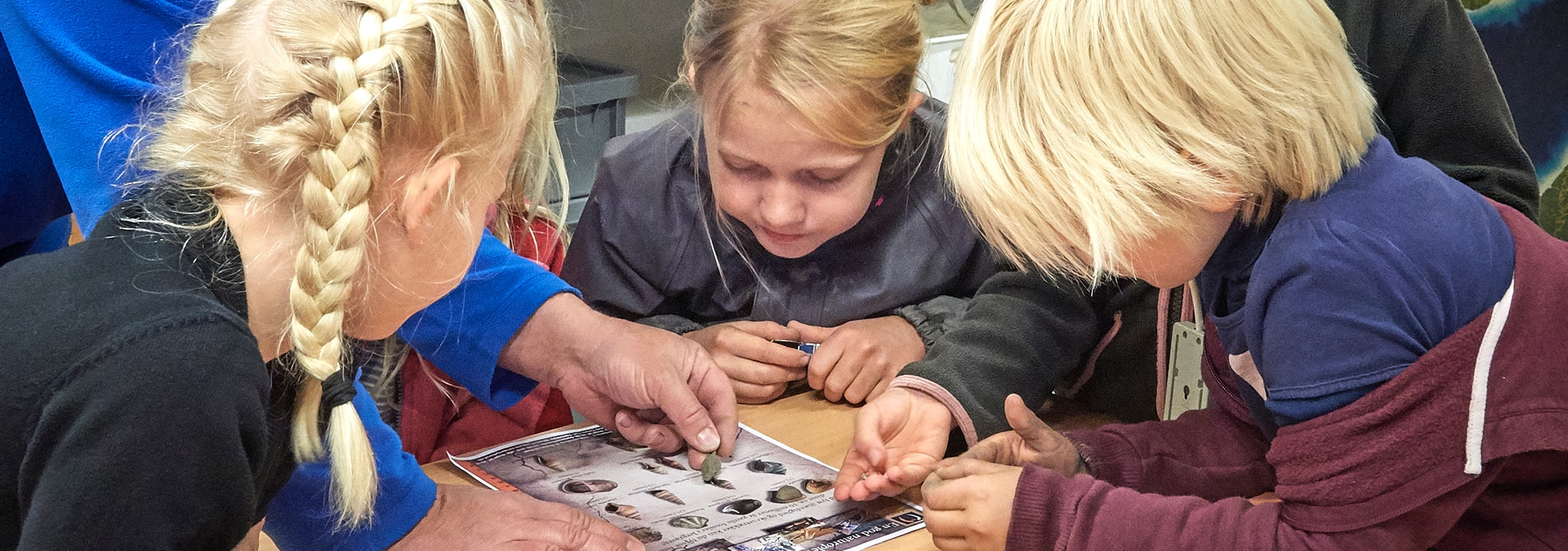 Om undervisning for børn og unge