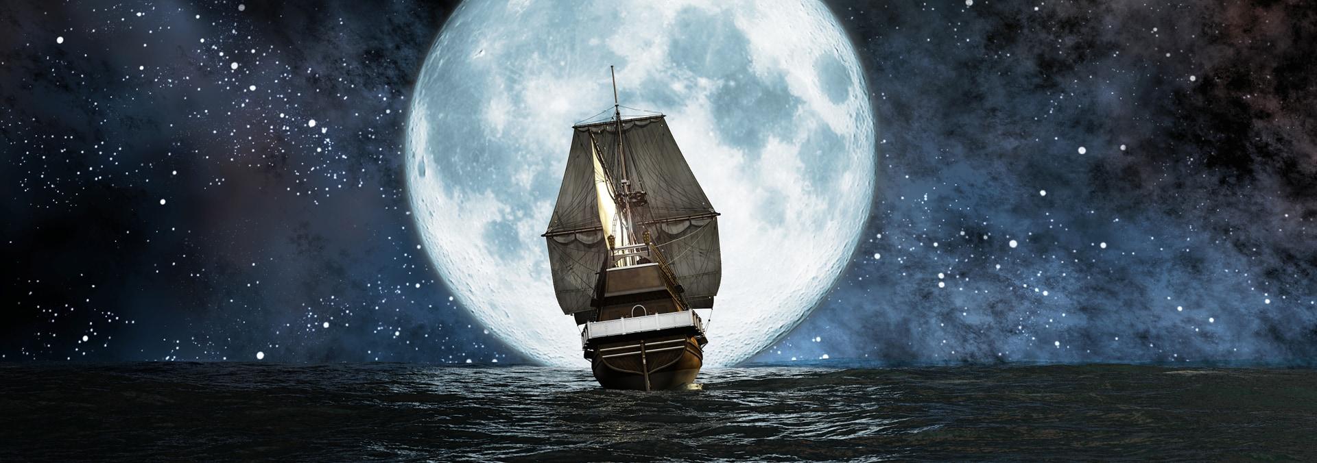 Nat på museet – Mysteriet om Døden på havet