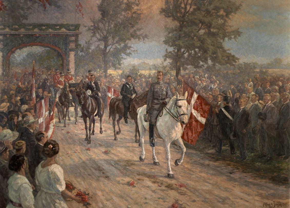 Historiefestival: MOJN – Hundrede år i grænselandet