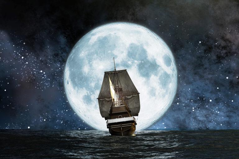 Nat på museet - Mysteriet om Døden på havet