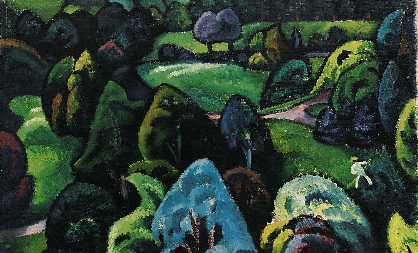 Medgang & modgang – Udvekslinger mellem dansk og tysk kunst