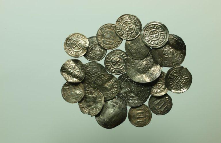Bjerndrupskatten - en sølvskat fra vikingetiden