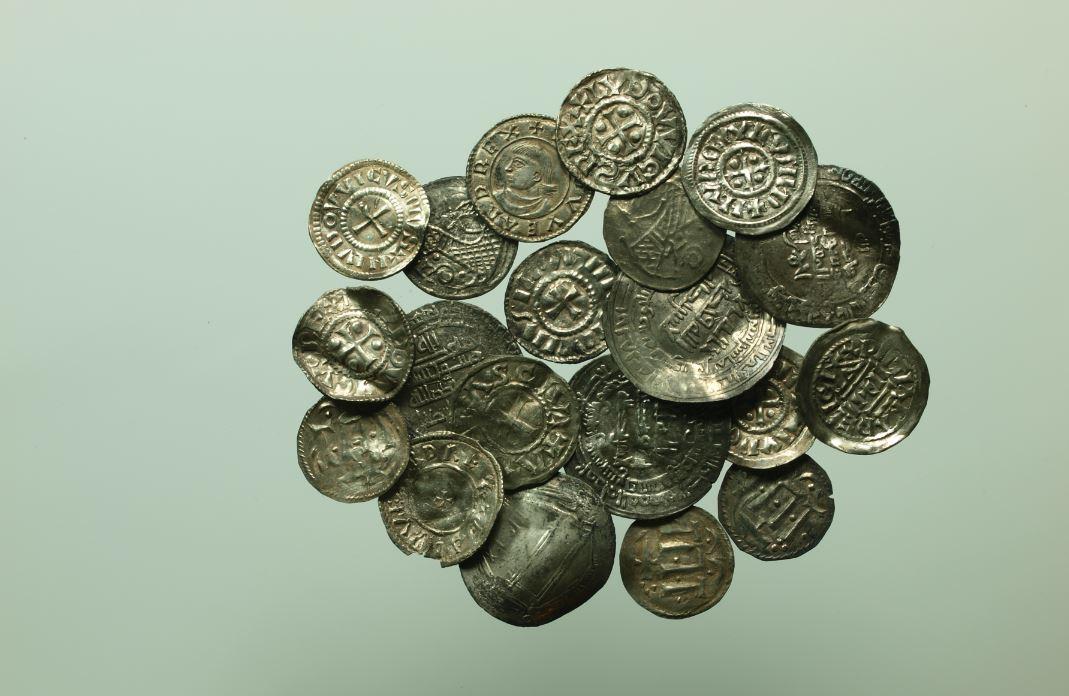 Bjerndrupskatten – en sølvskat fra vikingetiden