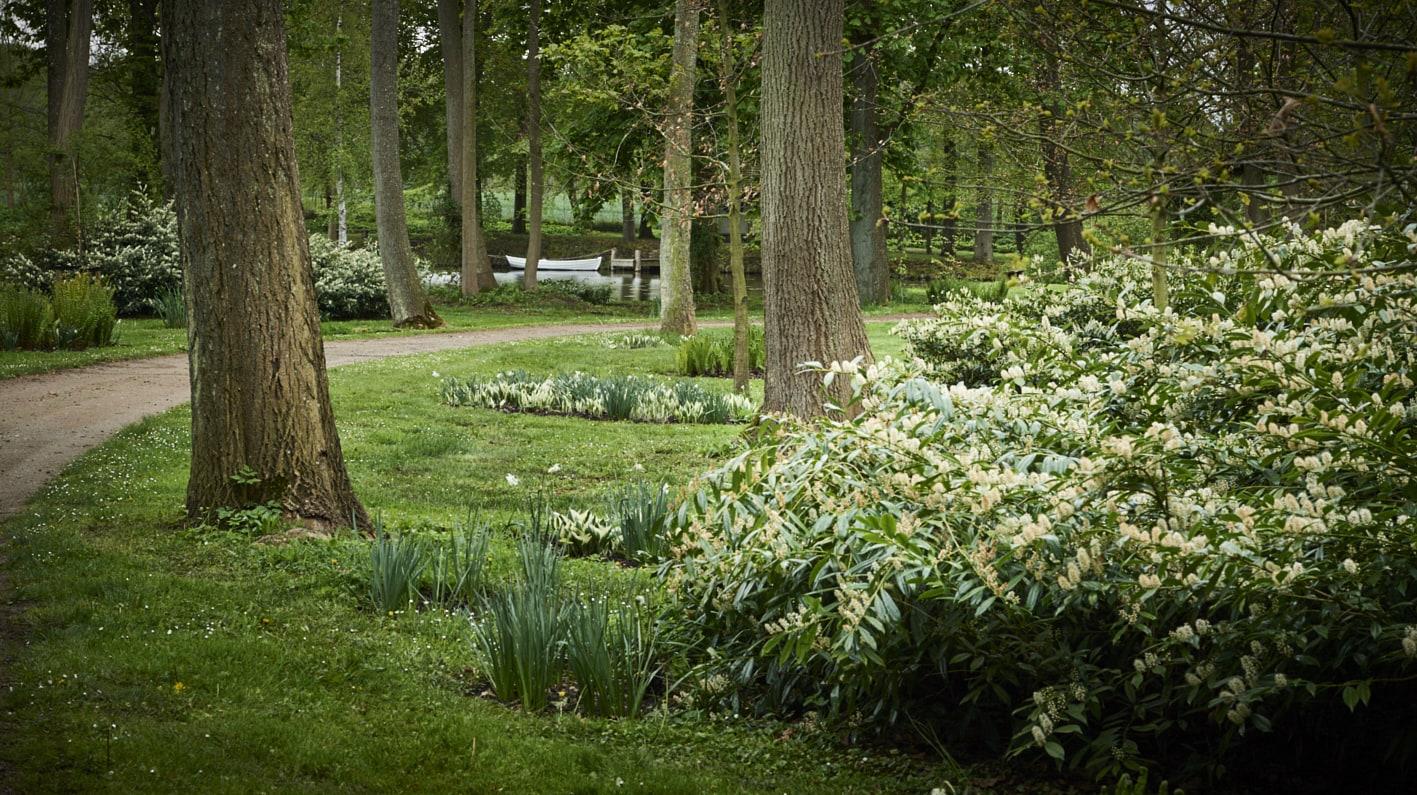 Haver til fordybelse og fornøjelse – Den Romantiske Have Sanderumgaard og Claus Dalbys haveunivers