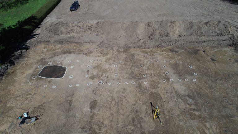 Udgravning i Sdr. Bjert