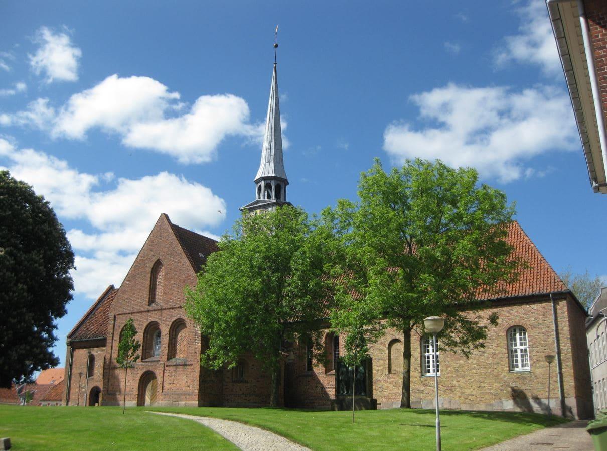 Kulturhistorisk vandring – De middelalderlige købstadskirker – Aabenraa
