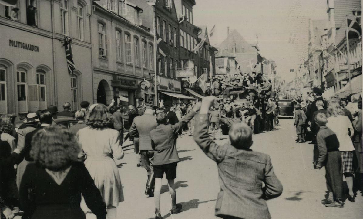 """""""En lærke letted og tusind fulgte"""" temadag om befrielsen for 75 år siden"""