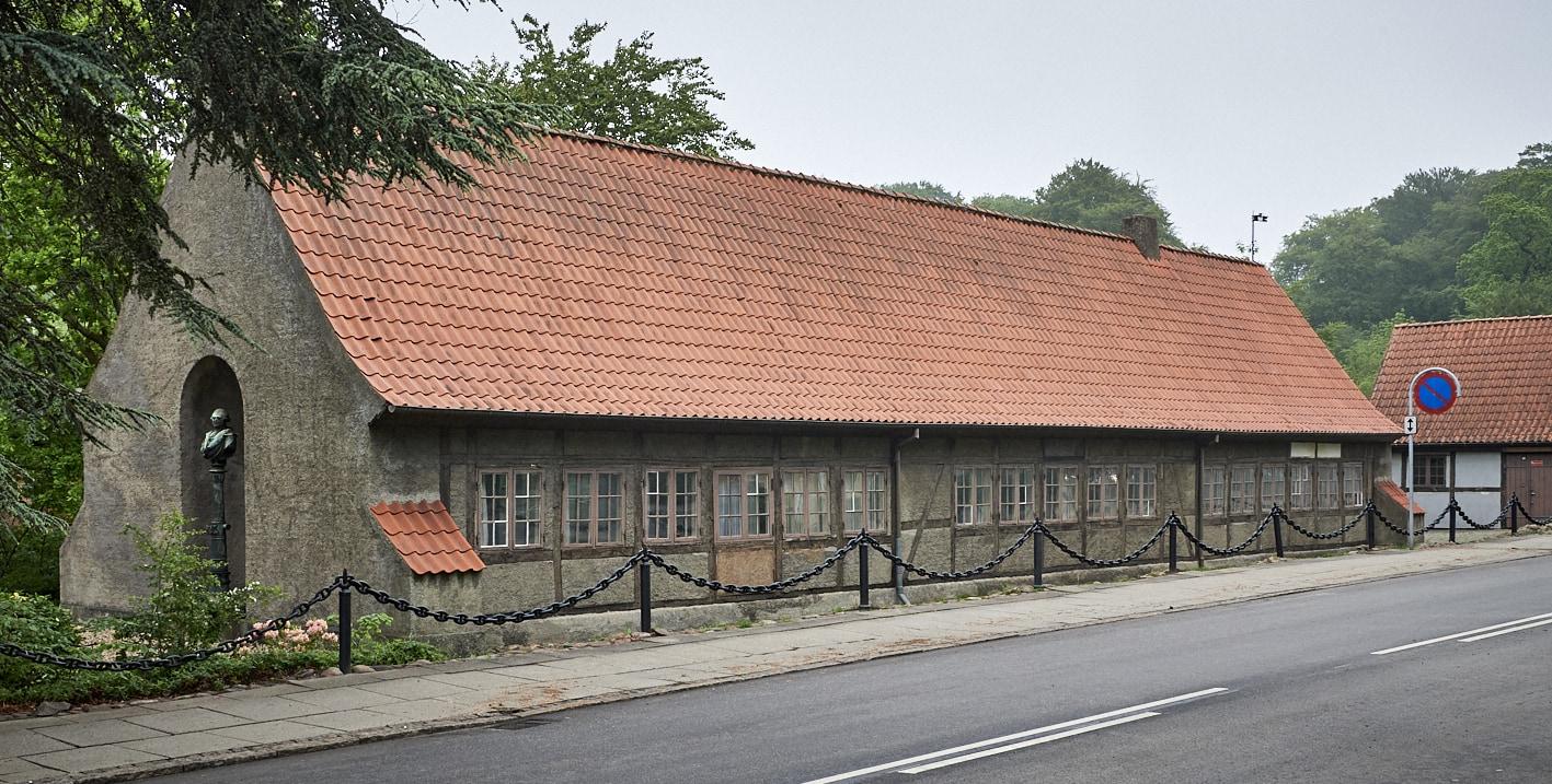 Restaurering af historiske bygninger – når fortid og nutid mødes