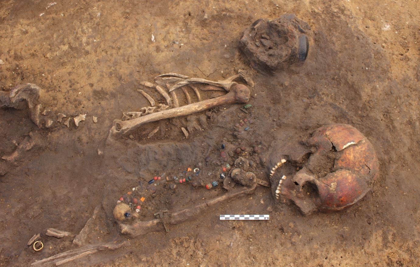 Foredrag – Med arkæologen på arbejde – Sjællandske jernaldergrave i Vindinge