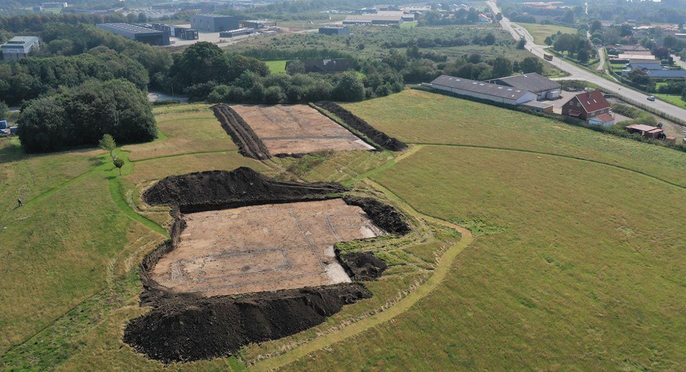 Foredrag – Med arkæologen på arbejde – Nye undersøgelser på den befæstede vikingegård …
