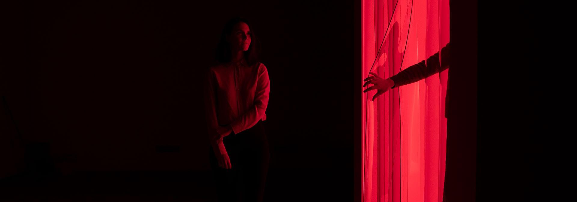 Jacob Kirkegaard – mellem rum