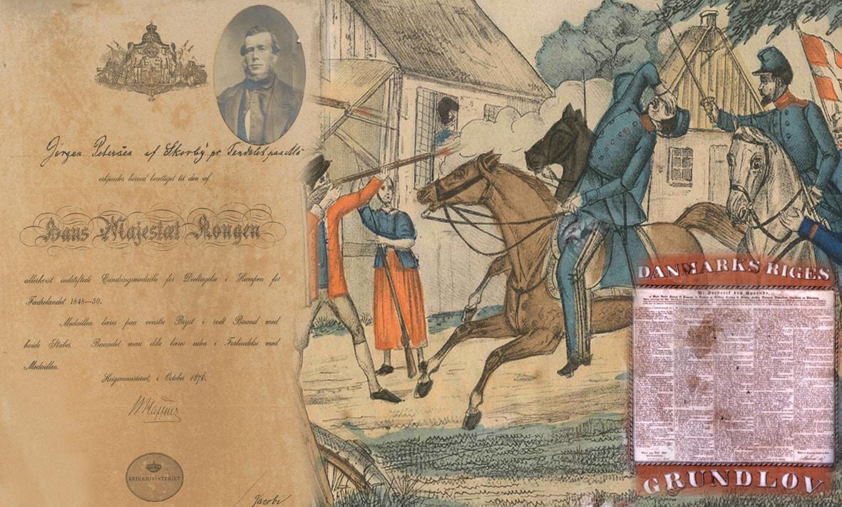 Treårskrigen 1848 – 1851