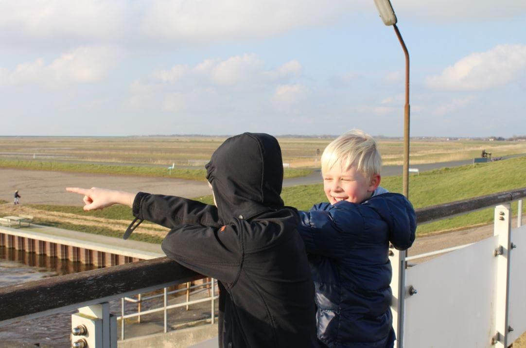 Rangertur for børn i Tøndermarsken omkring Rudbøl