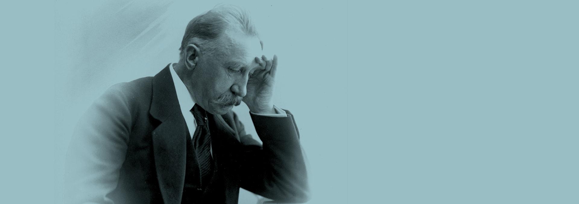 [AFLYST] FOREDRAG: H.P. Hanssen – Genforeningens arkitekt
