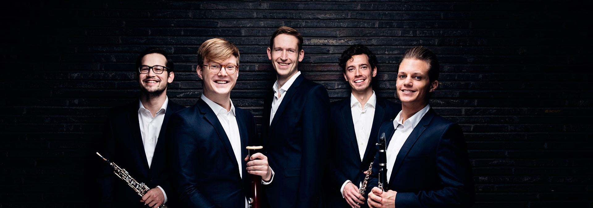 KONCERT – Carl Nielsen-kvintetten