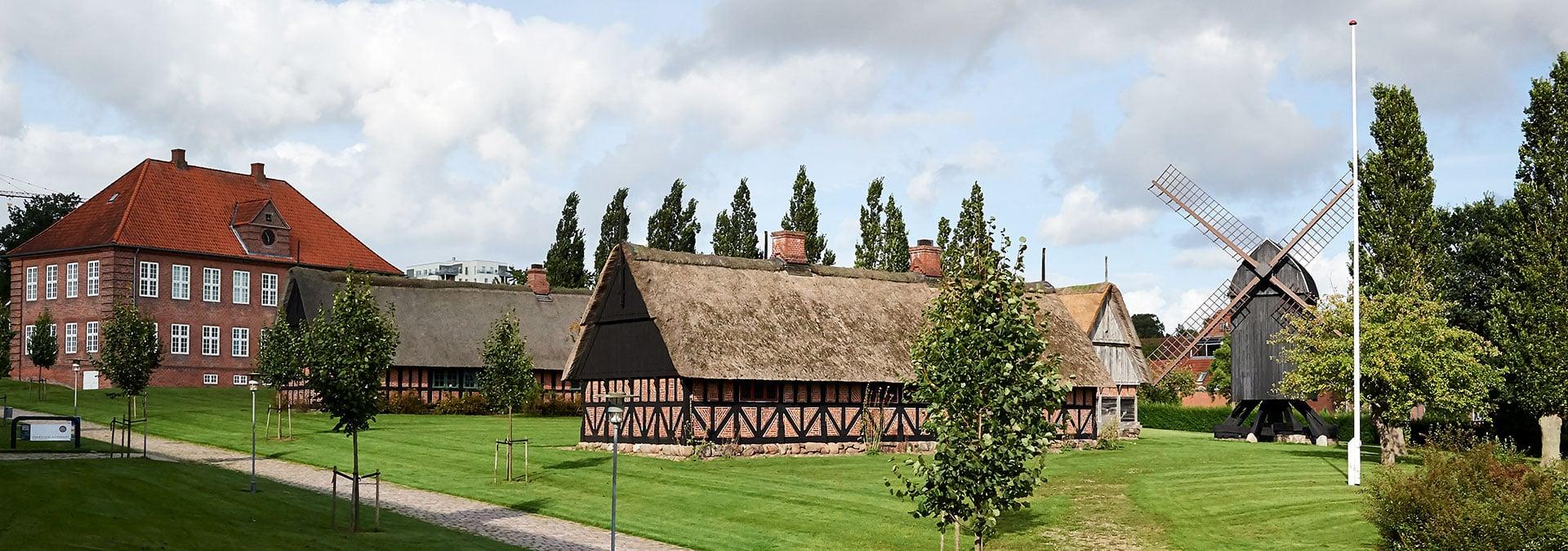 VANDRING: Oldtiden omkring Hjordkær