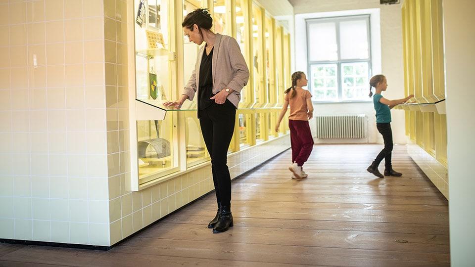 Gæster i 100 år med DK udstilling på Sønderborg Slot