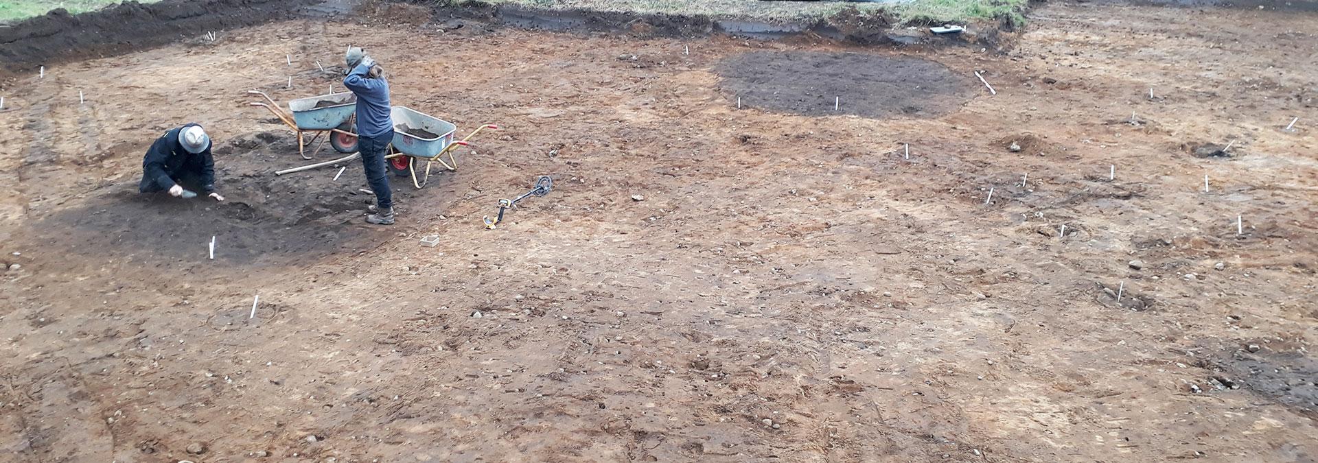 [AFLYST] FOREDRAG: Årets arkæologiske udgravninger