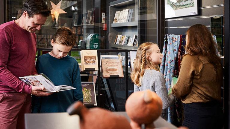 Få 20% rabat i museumsbutikkerne