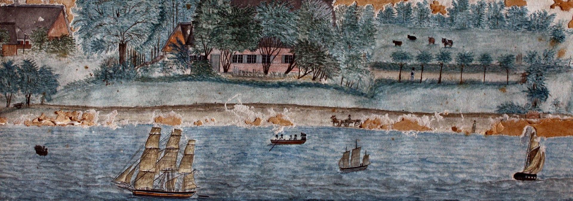 FOREDRAG: Landbrug og søfart på Løjt